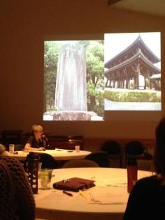 pilgrimage talk 2014