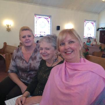 Terri Julie Spirit Church