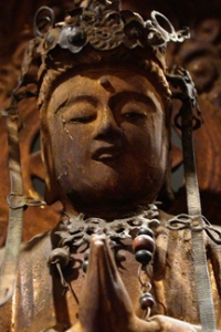 Kannon  Japanese Goddess of Compassion